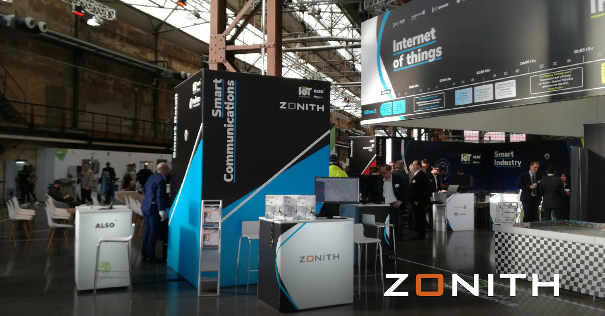 ZONITH at Channel Trends+Visions 2019