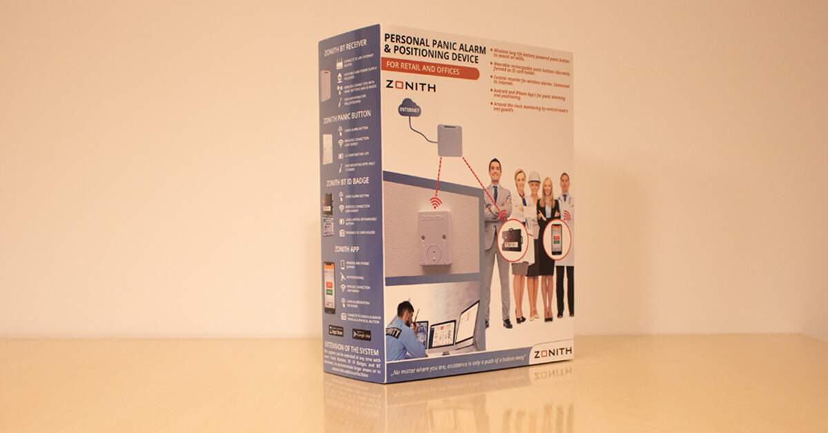ZONITH Safety Package Retail and Offices