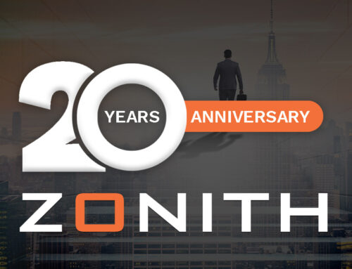 ZONITH A/S celebrates it's 20 years birthday today.
