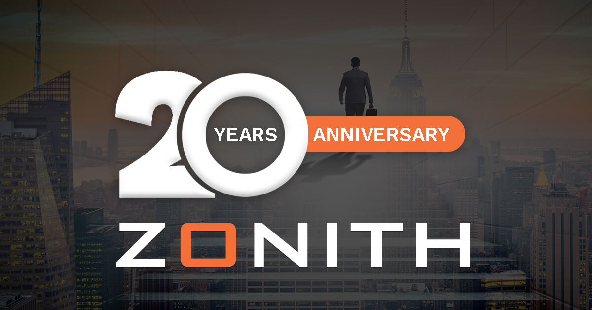 ZONITH 20 Years Anniversary